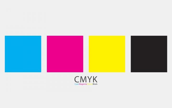 CMYK színrendszer