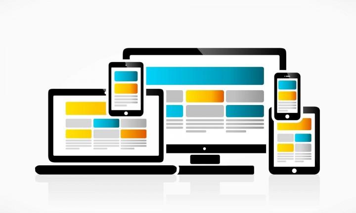 Mi jelent a reszponzív webdesign?
