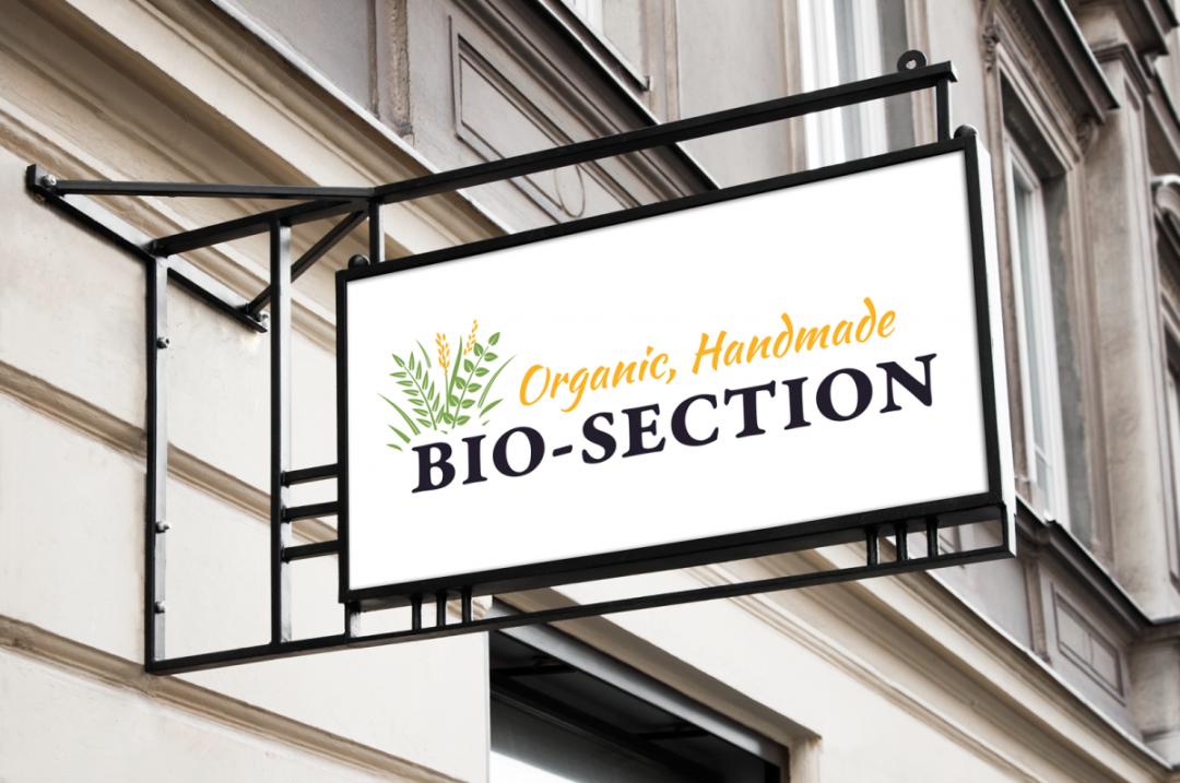 Logo tervezés Anglia - Bio-Section